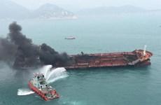 Thực hiện biện pháp bảo hộ công dân vụ tàu AulacFortune gặp nạn