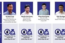 [Infographics] Phiên tòa xét xử vụ án tại Công ty Lọc hóa dầu Bình Sơn