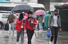 Bắc Bộ tiếp tục mưa rét, nhiệt độ thấp nhất dưới 12 độ C