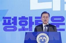 Tổng thống Hàn Quốc kêu gọi Triều Tiên đẩy nhanh phi hạt nhân hóa