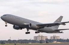 Không quân Mỹ nhận máy bay tiếp liệu Boeing KC-46A đầu tiên