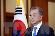 Hàn Quốc: Tỷ lệ ủng hộ Tổng thống Moon Jae-in tăng trở lại