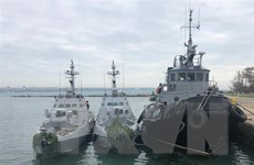 Nga có thể dùng các thủy thủ Ukraine để trao đổi tù nhân