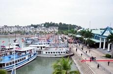 Tạm giữ bốn xuồng cao tốc chở khách trái phép từ Tuần Châu đi Cát Bà