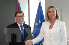 Cuba tái khẳng định mong muốn tăng cường quan hệ với EU