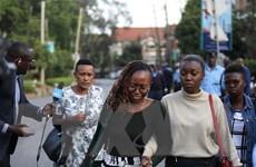 Số nạn nhân thiệt mạng trong vụ tấn công khủng bố ở Kenya lên tới 21