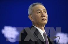 Phó Thủ tướng Trung Quốc sẽ đến Mỹ đàm phán thương mại