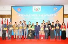 Việt Nam giành 15 giải thưởng du lịch ASEAN trên 4 lĩnh vực