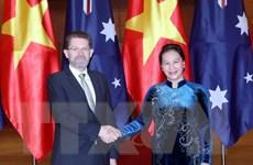 Củng cố và phát triển quan hệ Đối tác Chiến lược Việt Nam-Australia