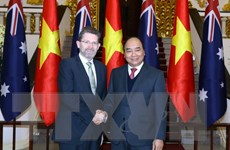 Củng cố quan hệ Đối tác Chiến lược Việt Nam-Australia
