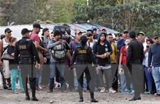 Tổng thống Mỹ đưa ra cảnh báo mới với ba nước Trung Mỹ
