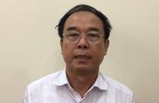 Khởi tố bị can nguyên Phó Chủ tịch UBND TPHCM Nguyễn Thành Tài