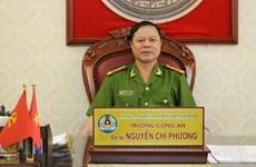 Tước danh hiệu Công an nhân dân đối với Trưởng Công an Thanh Hóa
