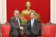 Quan hệ Việt Nam-Hoa Kỳ tiếp tục phát triển thực chất