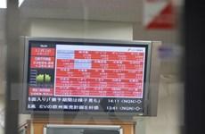 Chứng khoán châu Á tăng điểm phiên mở cửa đầu tuần