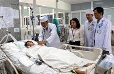 Cứu sống bệnh nhân thuyên tắc ối nhờ kỹ thuật ECMO