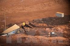 Brazil phong tỏa tài sản của tập đoàn Vale sau thảm họa vỡ đập