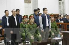 Xét xử sơ thẩm Phan Văn Anh Vũ và bốn cựu tướng Công an