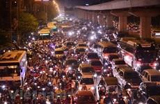 Hà Nội giải tỏa áp lực giao thông trong những ngày giáp Tết