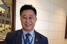 Ông Lý Xương Căn là đại diện xúc tiến du lịch Việt Nam tại Hàn Quốc