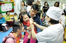 Số ca mắc sởi tại Hà Nội tăng nhanh, tập trung ở trẻ nhỏ dưới 5 tuổi