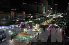 TP.HCM: Tưng bừng Lễ hội Đường hoa Tết Nguyên đán Kỷ Hợi