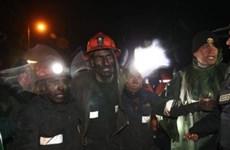 Peru giải cứu thành công 4 thợ mỏ bị kẹt do sập hầm than