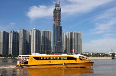 Thành phố Hồ Chí Minh gỡ bỏ 'chiếc áo' đô thị chật hẹp