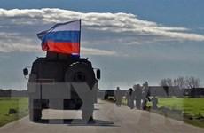 Nga cam kết tiếp tục hỗ trợ Syria giải phóng đất nước