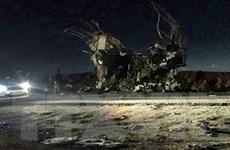 Hội đồng Bảo an Liên hợp quốc lên án vụ tấn công tại Đông Nam Iran