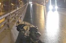 Hà Nội: Tạm giữ đối tượng gây tai nạn khiến hai người tử vong
