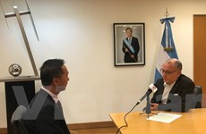 'Việt Nam có vai trò quan trọng trong quan hệ quốc tế của Argentina'
