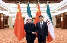 'Trung Quốc và Iran cần có quan điểm mang tính chiến lược'