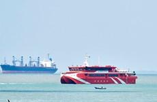 Tàu cao tốc Vũng Tàu - Côn Đảo gặp sự cố đã hoạt động trở lại