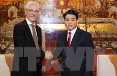 Hà Nội hợp tác với Pháp về khảo cổ Hoàng Thành Thăng Long