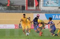 V-League 2019: Thanh Hóa bị cầm hòa đáng tiếc trong trận khai mạc