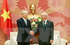 Tòa án tối cao Việt Nam-Thái Lan tăng cường hợp tác đào tạo tư pháp