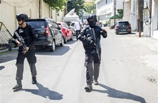 Indonesia đập tan âm mưu tấn công khủng bố nhằm vào cảnh sát