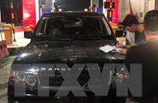 Tạm giữ ba đối tượng ném đá vào ôtô trên cao tốc Hạ Long-Hải Phòng