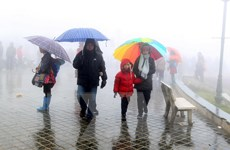 Miền Bắc tiếp tục mưa rét, vùng núi rét đậm thấp nhất 12 độ C