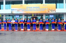 Đưa nhà ga quốc tế Cảng hàng không Vinh vào khai thác