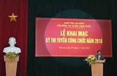 Thi tuyển công chức ở Lâm Đồng: 17 thí sinh đỗ nhờ điểm phúc khảo tăng