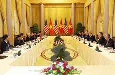 Tổng Bí thư, Chủ tịch nước hội đàm với Tổng thống Hoa Kỳ