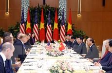Tổng thống Donald Trump: Cả thế giới cùng chú ý đến Việt Nam