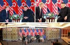 Thượng đỉnh Mỹ-Triều lần hai: Cơ hội thúc đẩy kết nối hai miền