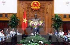 Thủ tướng tiếp đoàn đại biểu người có công quận Hải Châu