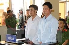 Tuyên phạt 37 năm tù đối với hai đối tượng giết người