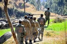 Pakistan tăng cường binh sỹ tới biên giới với Ấn Độ