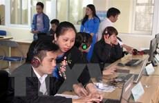 Sàn giao dịch việc làm kết nối trực tuyến 12 tỉnh, thành phố phía Bắc