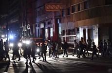 Venezuela khôi phục lại hoạt động cung cấp điện tại thủ đô